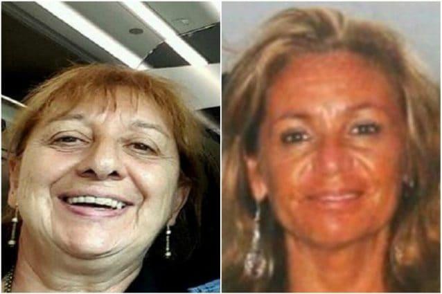 Gianna Del Gaudio e Daniela Roveri