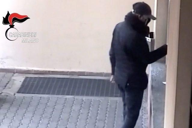 Il truffatore arrestato
