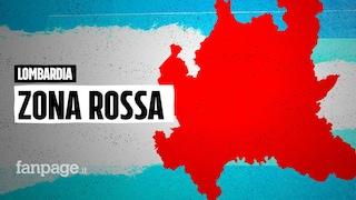 Lombardia, rischio zona rossa: domani il monitoraggio della Cabina di regia