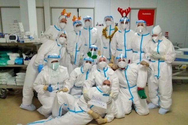 Coronavirus: Magliocca, Il vaccino? Dopo l'ultimo medico, dopo l'ultimo infermiere