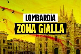 Perché la Lombardia può diventare zona gialla dal 26 aprile: cosa può riaprire