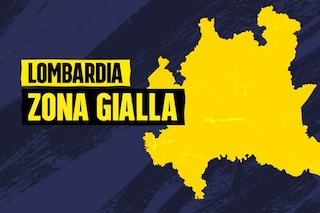 Lombardia, indice Rt a 0,86 e incidenza a 87: dati da zona gialla