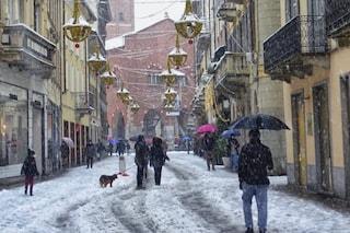 """Monza, il sindaco Allevi: """"Il piano neve non ha funzionato, mi scuso con i cittadini"""""""