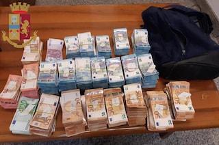 Ruba uno zaino con oltre 300mila euro su un treno: 37enne arrestato in un hotel a Milano