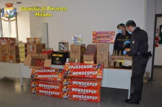 Foto: Guardia di finanza