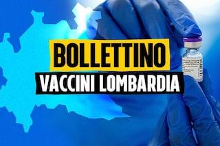 Piano vaccini anti Covid in Lombardia, somministrate 220.331 dosi: i dati di oggi 25 gennaio