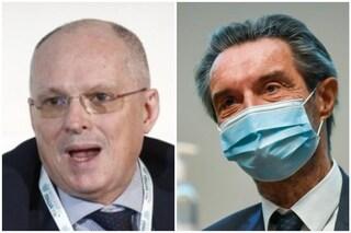 """Zona rossa in Lombardia, Ricciardi risponde a Fontana: """"Non è una punizione"""""""