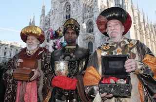 Milano, salta il corteo dei Re Magi dell'Epifania: sostituito con una cerimonia in streaming