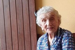 """Morta a 104 anni la """"nonna di Capralba"""": il cordoglio del sindaco e di tutto il paese"""