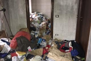 Feci, rifiuti e scarafaggi nella casa del vicino: l'incubo di un'inquilina dell'Aler a Milano