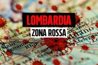 """Lombardia, Fontana su sospensione zona rossa: """"Entro domani ricorso al Tar contro il Dpcm"""""""