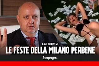 """Il vicino di Genovese: """"Le mie feste sono la Milano perbene: belle donne, ma senza alcol né droga"""""""