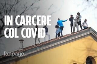 """In carcere durante l'emergenza Covid: """"Paura del contagio e attività sospese, si sta male"""""""