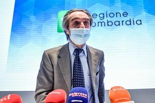 Fontana dice che si potrà spostare la seconda dose del vaccino in Lombardia