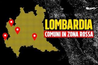 Lombardia, prorogate per altri sette giorni zone rosse a Bollate, Viggiù e Mede