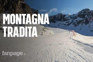 """Stop allo sci, lo sfogo di chi lavora in montagna: """"Avevamo tutta la settimana prenotata"""""""