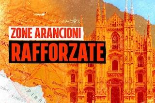 Covid, la provincia di Brescia resterà altri 8 giorni in zona arancione rafforzata