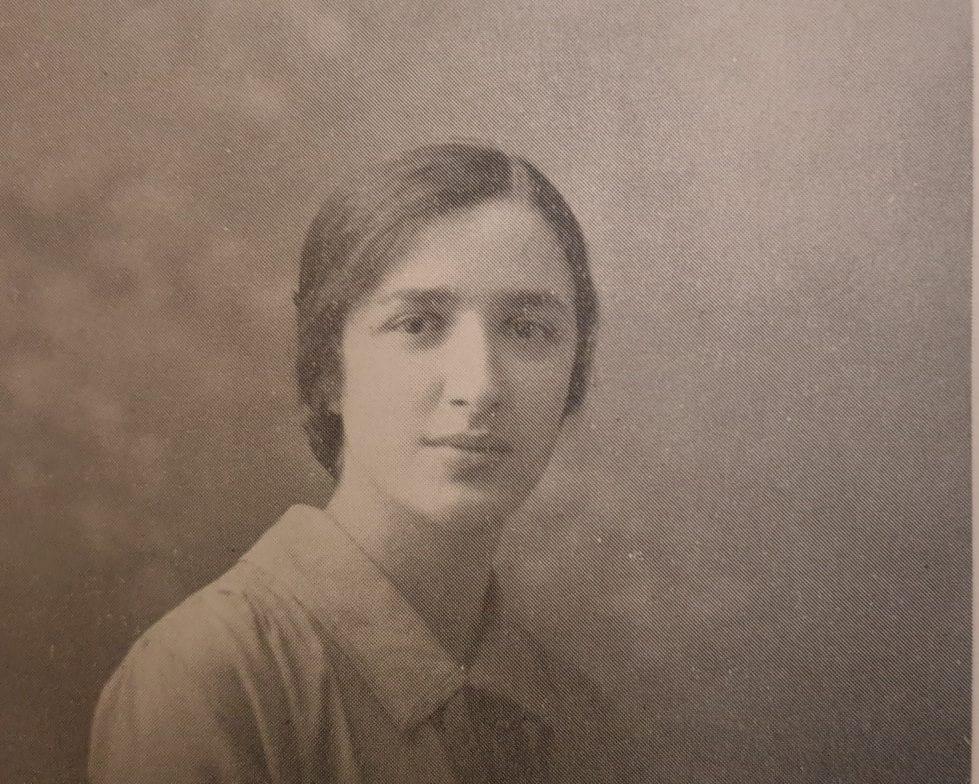 La Venerabile Adele Bonolis da giovane (Foto dal sito Adelebonolis.it)