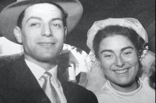 """Rina Lattes morta per Covid due mesi dopo il marito Nedo Fiano, il figlio Lele: """"Abbraccia papà"""""""