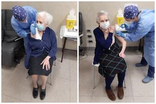 Come sta andando l'avvio della campagna di vaccini covid over 80 in Lombardia