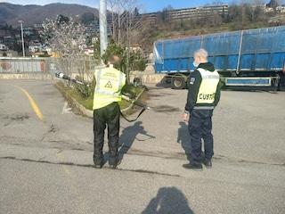 Controlli alla dogana tra Italia e Svizzera: respinti rottami radioattivi