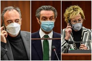 """Resa dei conti nella maggioranza in Lombardia, Gallera attacca la Lega: """"Non era colpa mia"""""""