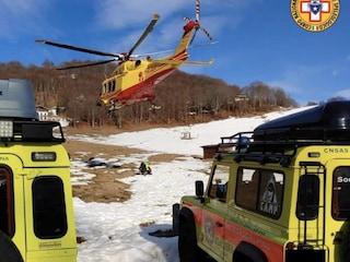 Lecco, precipita in un canale sul Grignone: muore un escursionista di 37 anni, illeso l'amico
