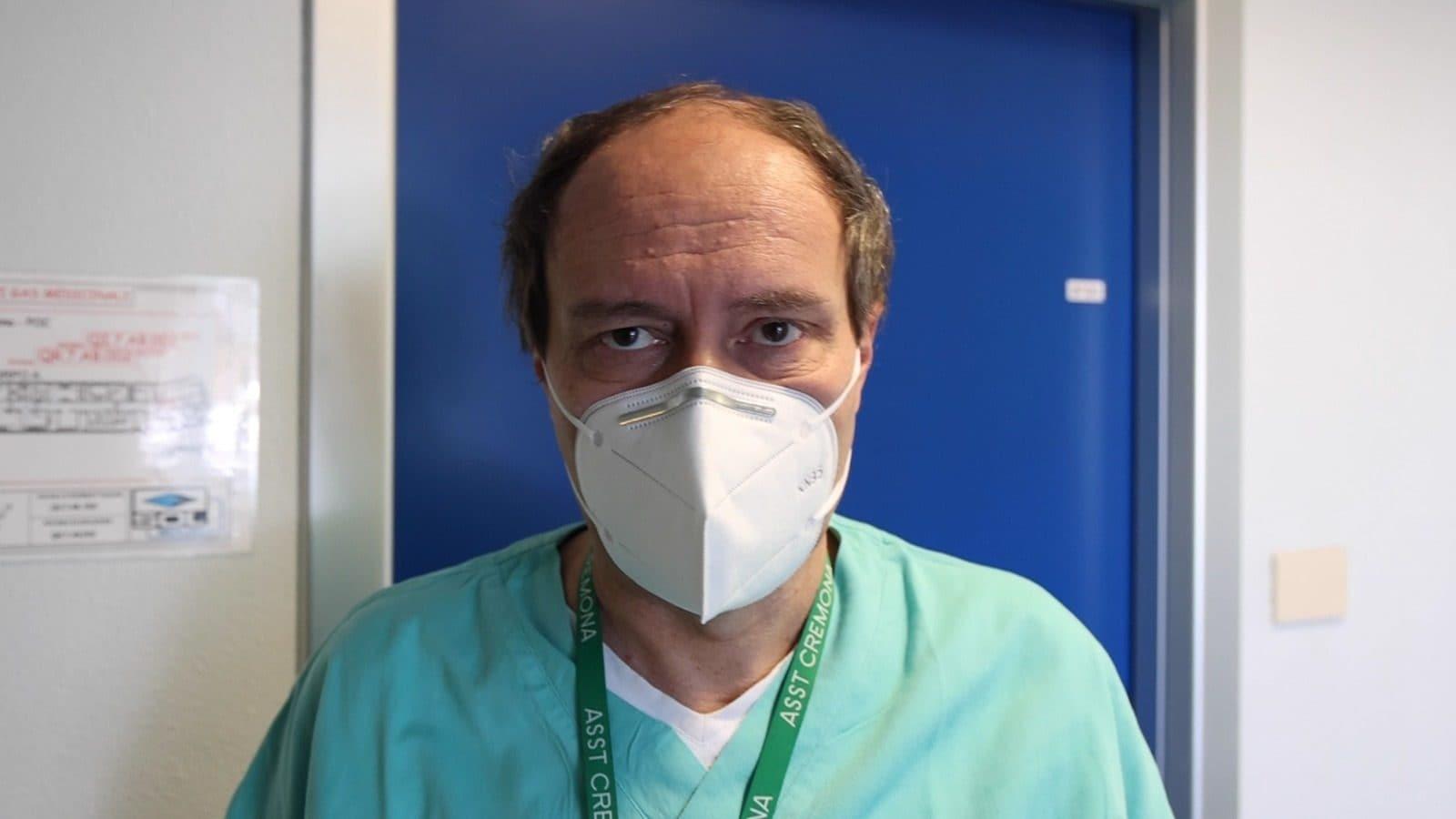 Il dottor Enrico Storti (Foto: Giancristofaro)