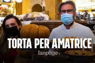"""Carlo Cracco dona la ricetta di una torta per AmaMi, progetto benefico per Amatrice: """"Noi ci siamo"""""""
