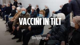 Bug nel software di prenotazione in Lombardia, campagna vaccini in tilt: assembramenti o spazi vuoti