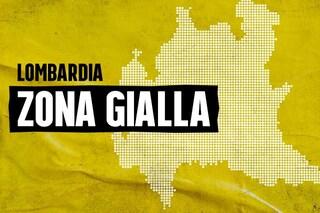 Da oggi la Lombardia è zona gialla: spostamenti, ristoranti, scuole, ecco le nuove regole