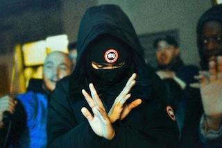 A Milano 300 ragazzi in strada un video del rapper Neima Ezza: guerriglia con la polizia