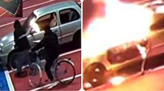 Lissone, presi i due piromani 15enni in bicicletta: incendiavano le auto parcheggiate