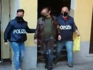 Arrestato a Milano il latitante Antonino Calì, trafficante di droga del clan camorristico Pagnozzi