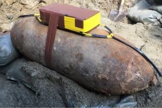 Trovata bomba della seconda guerra mondiale a Segrate: maxi evacuazione per far brillare l'ordigno