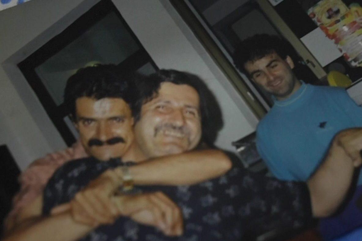 Francesco Tunesi (al centro)