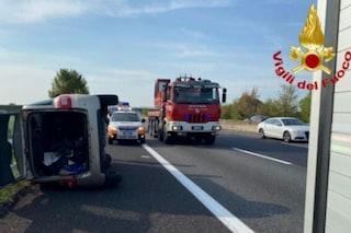 Brescia, travolto e ucciso da un'auto sulla A4: è caccia al pirata della strada