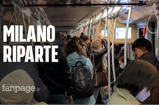 """Zona gialla a Milano, riaprono i ristoratori: """"Le incognite restano sempre, non sappiamo come andrà"""""""