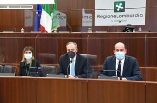 Regione Lombardia, nuovo ruolo per Giulio Gallera: eletto presidente della Commissione Bilancio