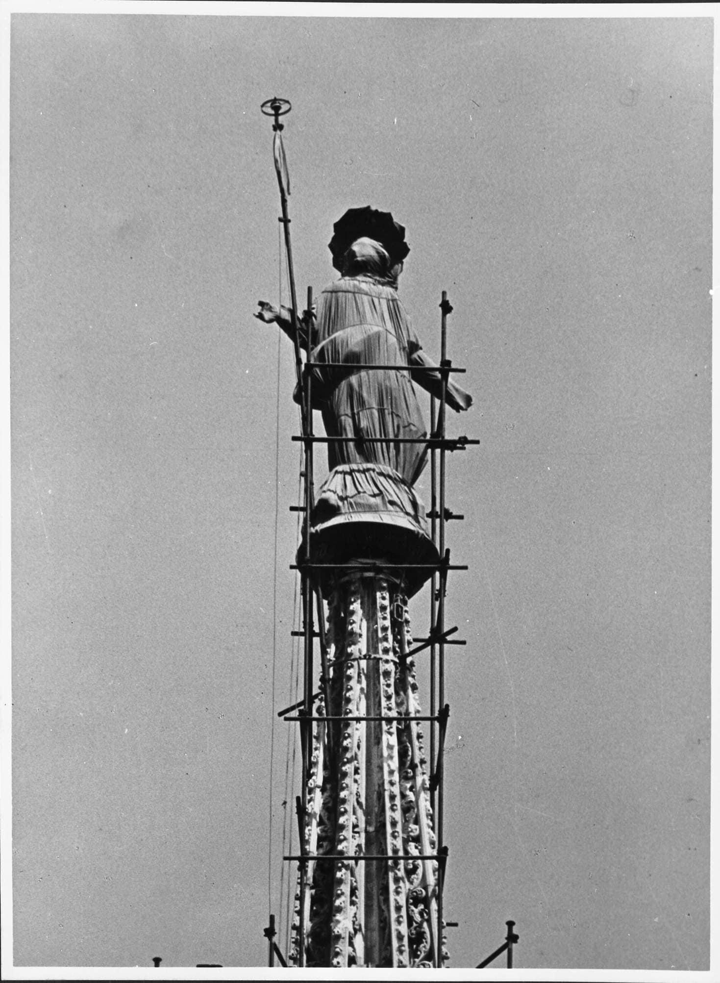 La Madonnina velata (Foto dal sito Chiesadimilano.it)