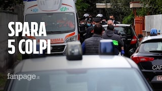 Nova Milanese, si barrica in casa e spara cinque colpi di pistola: ricoverato in ospedale