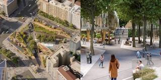 Piazzale Loreto sarà il nuovo simbolo verde di Milano alle Olimpiadi: ecco come cambierà