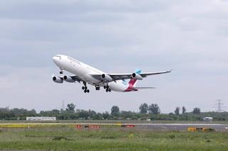 Atterra l'ultimo volo dall'India a Orio al Serio: quarantena obbligatoria per 150 passeggeri