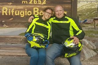 Cremona, l'amore per la moto e le gite in montagna: padre e figlia muoiono in un incidente stradale