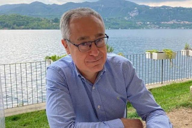Fabio Minoli, 60 anni (foto Fb)