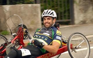 """Il post di Gioacchino Fittipaldi, 27enne investito in handbike: """"Anche stavolta è andata bene"""""""