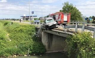 Tragico incidente stradale a Pieve San Giacomo: padre e figlia muoiono in uno scontro contro un'auto