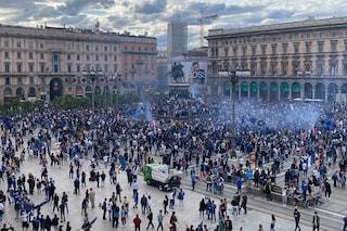 Festa scudetto Inter in Duomo, Sileri dice che nemmeno una zona rossa a Milano sarebbe servita