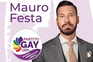 Comunali Milano, Mauro Festa è il candidato sindaco del partito gay