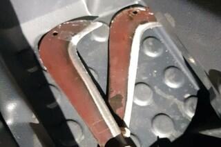 Rogoredo: uomo minaccia carabiniere con una roncola, un collega gli spara alla gamba